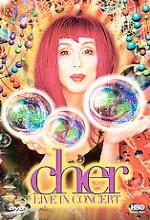 Cher: Live in Concert from Las Vegas (1999) afişi