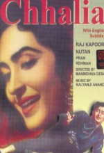Chhalia (1960) afişi