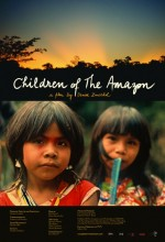 Children Of The Amazon (2008) afişi