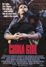 China Girl (1987) afişi
