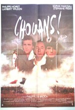 Chouans! (1988) afişi