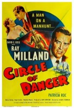 Circle Of Danger (1951) afişi