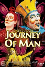 Cirque Du Soleil: Journey Of Man (2000) afişi