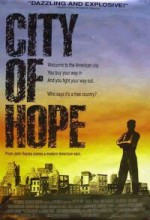 City of Hope (1991) afişi