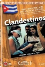 Clandestinos (ı) (1987) afişi