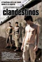 Clandestinos (2007) afişi