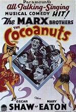 Cocoanuts (1929) afişi