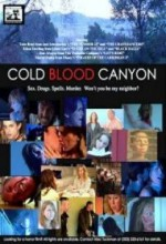 Cold Blood Canyon (2007) afişi