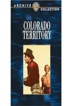 Colorado Territory (1949) afişi