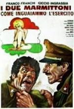 Come Inguaiammo L'esercito (1965) afişi