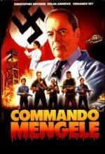 Commando Mengele (1987) afişi