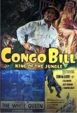Congo Bill (1948) afişi