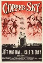 Copper Sky (1957) afişi