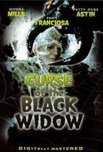 Curse Of The Black Widow (1977) afişi