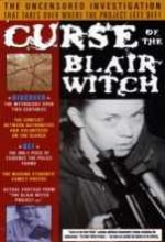 Curse Of The Blair Witch (1999) afişi