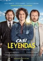 Casi leyendas (2017) afişi