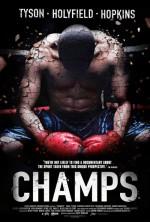 Champs (2015) afişi