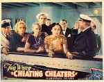 Cheating Cheaters (1919) afişi
