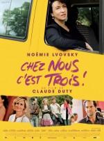 Chez Nous, C'est Trois (2013) afişi