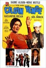 Çılgın Yenge (1971) afişi