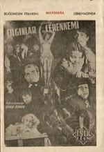 çılgınlar Cehennemi (ıı) (1954) afişi
