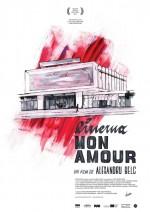 Cinema, mon amour (2015) afişi