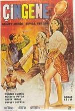 Çingene (1966) afişi