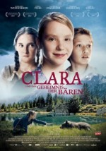 Clara and the Secret of the Bears (2013) afişi