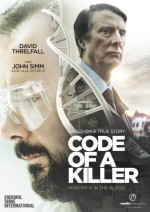 Code of a Killer (2015) afişi