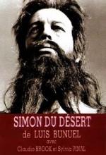 Çölün Simon'u (1965) afişi