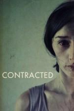 Contracted (2013) afişi