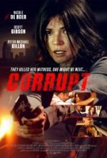 Corrupt (2015) afişi