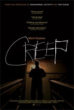 Creep (2014) afişi
