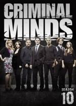 Criminal Minds Sezon 10 (2014) afişi