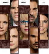 Criminal Minds 'Sezon 8' (2012) afişi