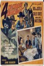 Cuatro hombres marcados (1968) afişi
