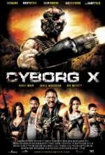 Cyborg X (2015) afişi