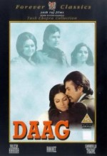 Daag: A Poem Of Love (1973) afişi