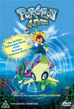 Pokémon 4 Ever (2001) afişi