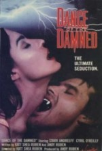 Dance Of The Damned (1989) afişi