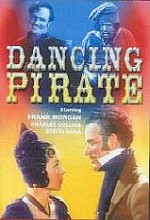 Dancing Pirate (1936) afişi