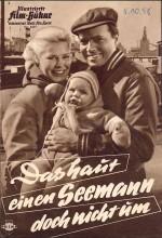 Das Haut Einen Seemann Doch Nicht Um (1958) afişi