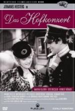 Das Hofkonzert (1936) afişi