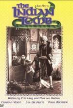 Das Indische Grabmal Erster Teil - Die Sendung Des Yoghi (1921) afişi
