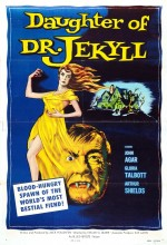 Daughter Of Dr. Jekyll (1957) afişi