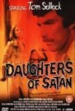 Daughters Of Satan (1972) afişi