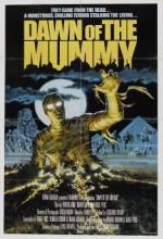 Dawn Of The Mummy (1981) afişi