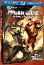 Dc Showcase: Superman (2010) afişi
