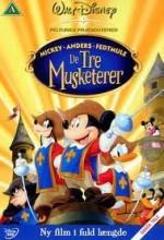 De Tre Musketerer (2005) afişi