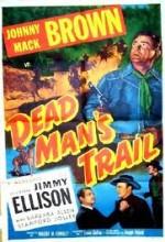 Dead Man's Trail (1952) afişi